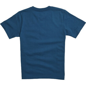 Fox Legacy Moth Shortsleeve T-Shirt Kinder dusty blue